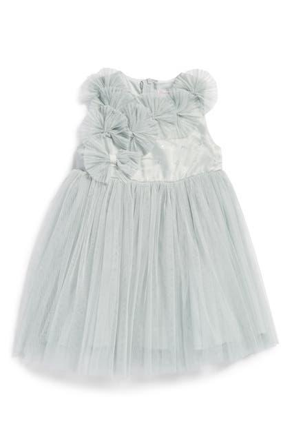 Image of Popatu Sleeveless Tulle Dress