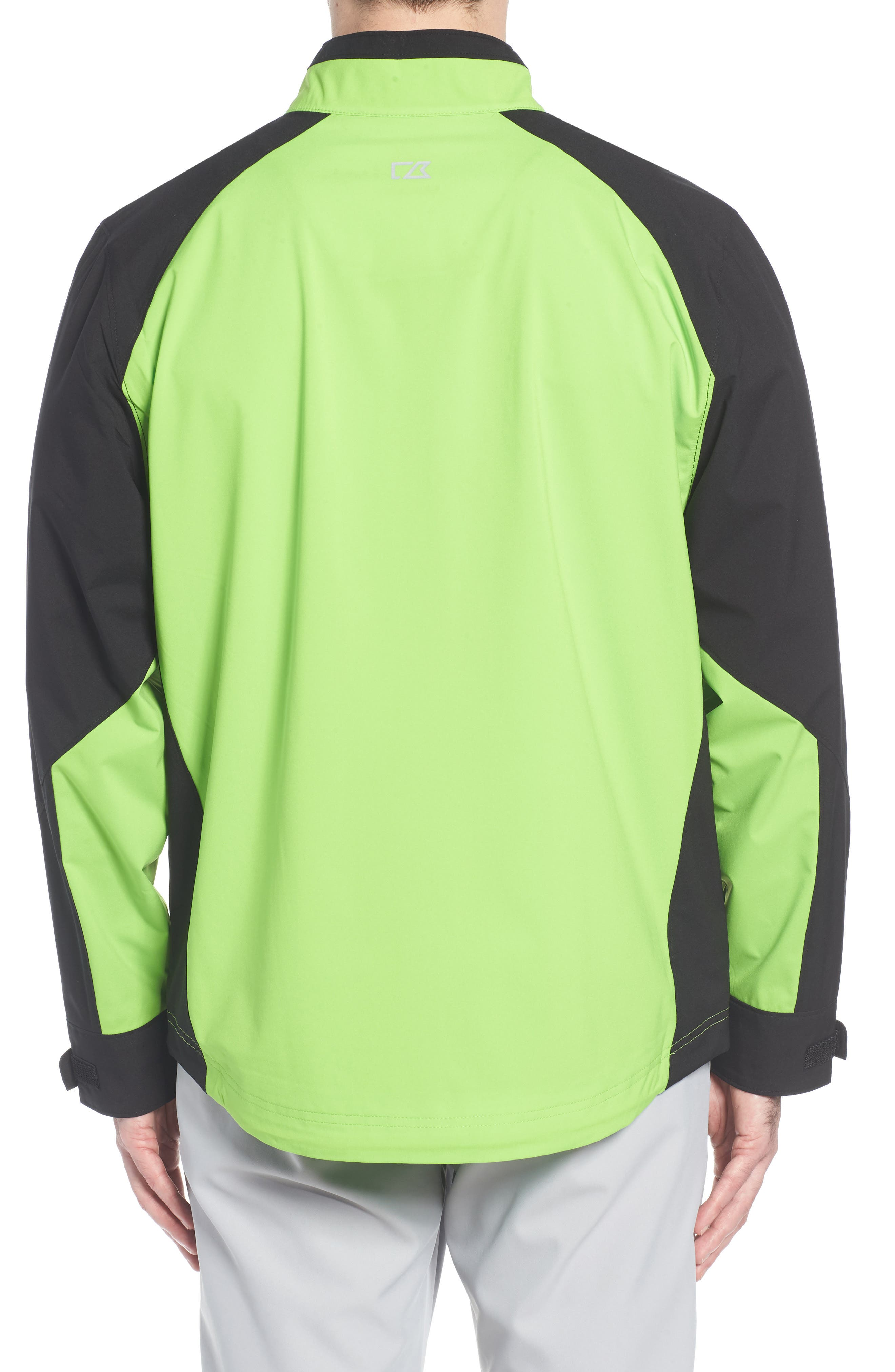 ,                             'Summit' WeatherTec Wind & Water Resistant Half Zip Jacket,                             Alternate thumbnail 2, color,                             321