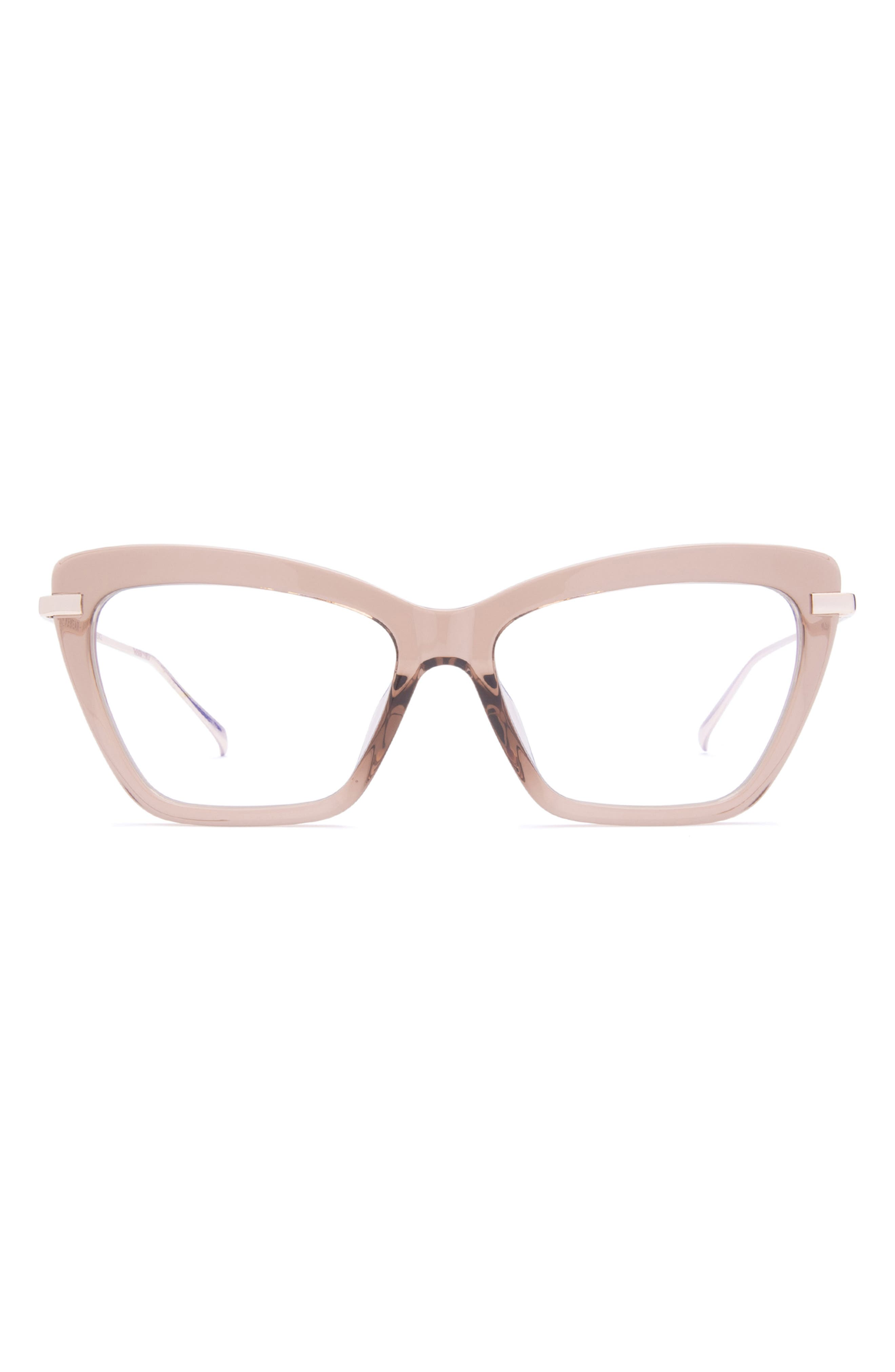 Mila 54mm Cat Eye Optical Glasses