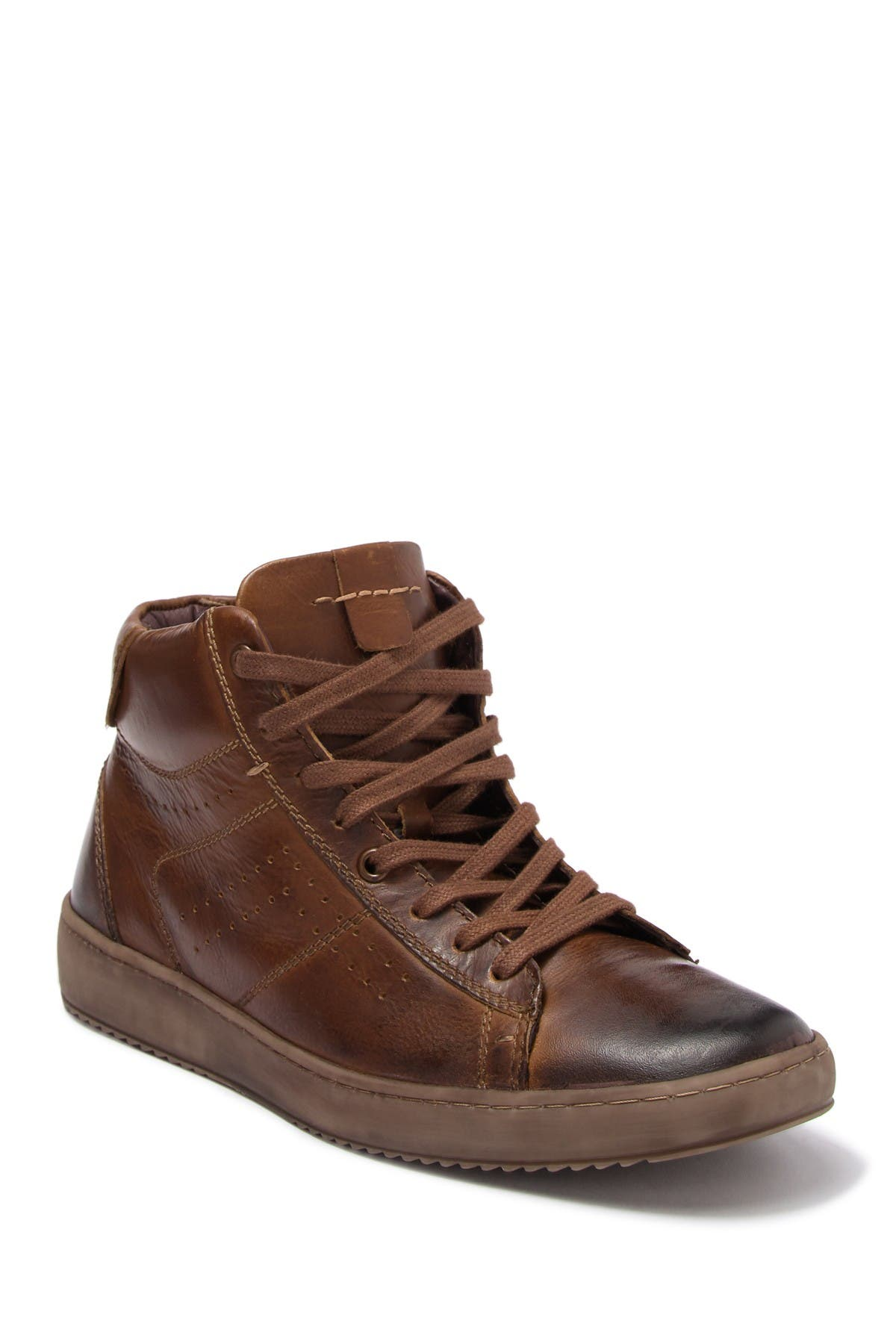 Image of Roan Roost Leather High Top Sneaker