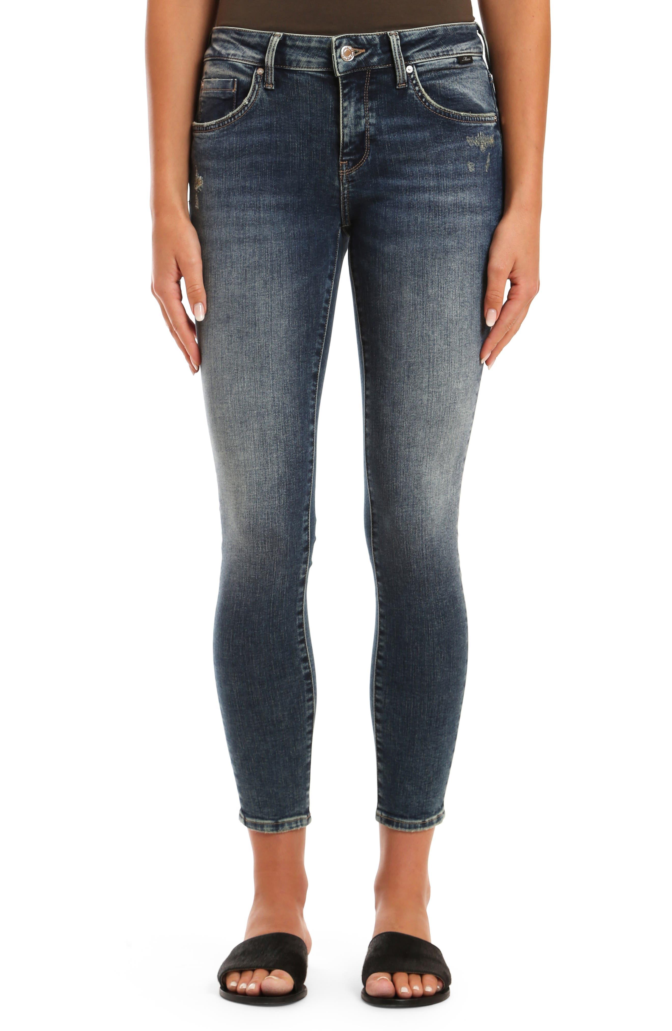 Adriana Skinny Jeans