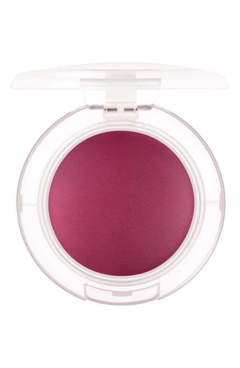MAC COSMETICS MAC Glow Play Blush, Main, color, ROSY DOES IT