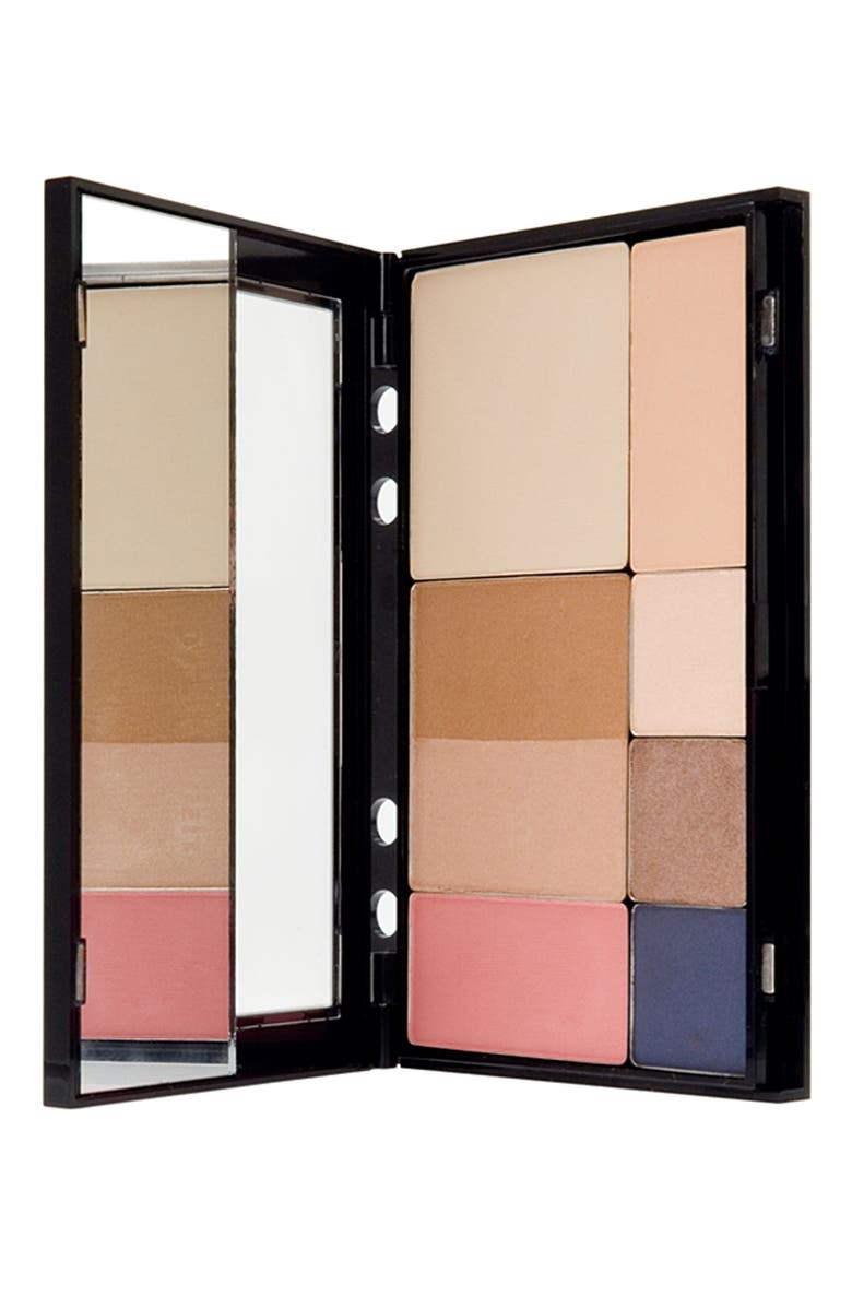 TRISH MCEVOY Small Makeup Wardrobing<sup>®</sup> Refillable Magnetic Page, Main, color, NO COLOR