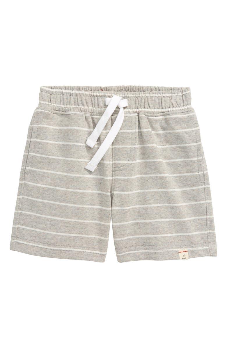 ME & HENRY Stripe Jersey Shorts, Main, color, 020