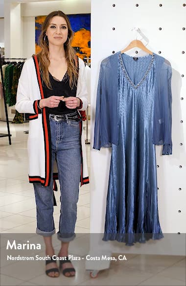 Embellished Midi Dress with Jacket, sales video thumbnail