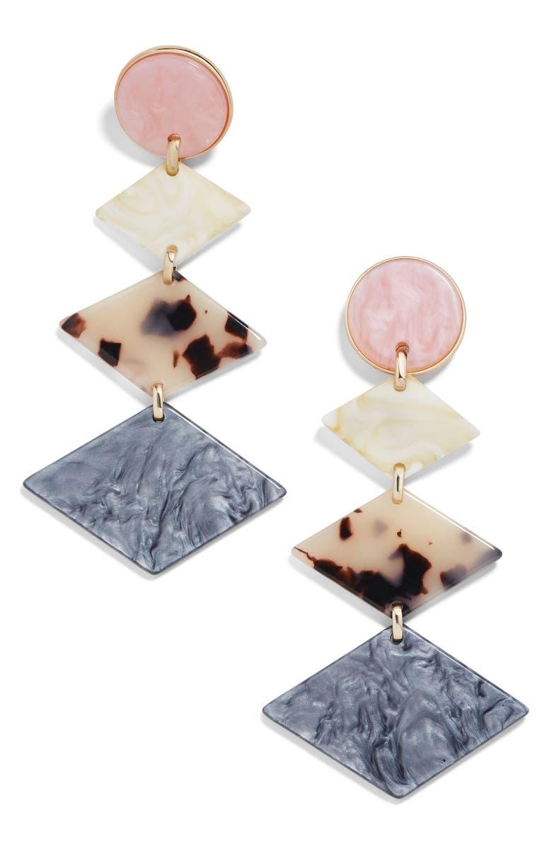 BAUBLEBAR Shanti Drop Earrings, Main, color, 200