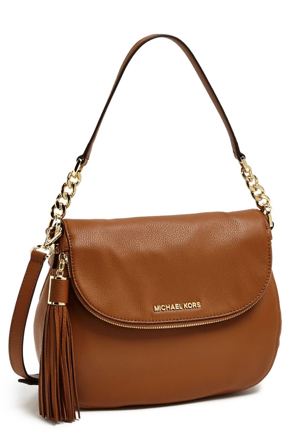 ,                             'Bedford Tassel - Medium' Convertible Leather Shoulder Bag,                             Main thumbnail 10, color,                             210