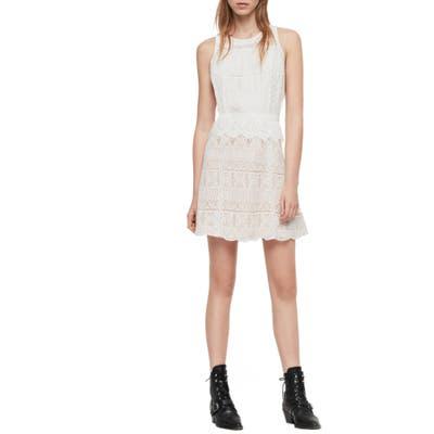 Allsaints Melia Dress, White