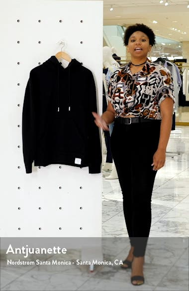 Black Cat Hooded Sweatshirt, sales video thumbnail