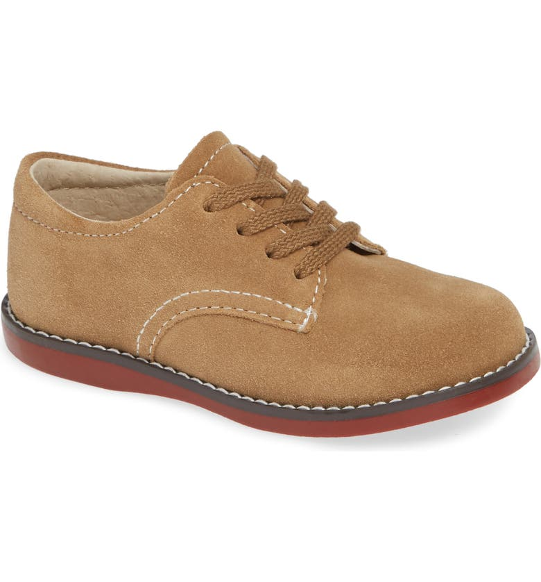 FOOTMATES Bucky Oxford, Main, color, DIRTY BUCK SUEDE