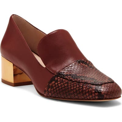 Louise Et Cie Lavey Loafer- Brown