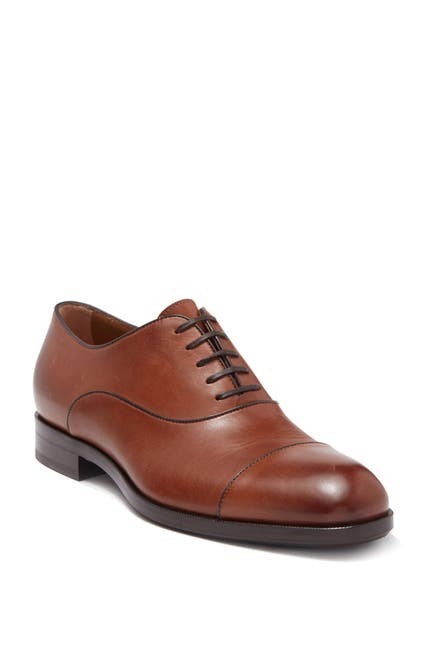 Image of BOSS Stanford Leather Oxford