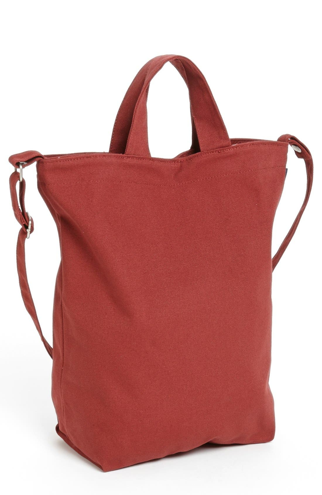 ,                             'Duck Bag' Canvas Tote,                             Main thumbnail 130, color,                             930