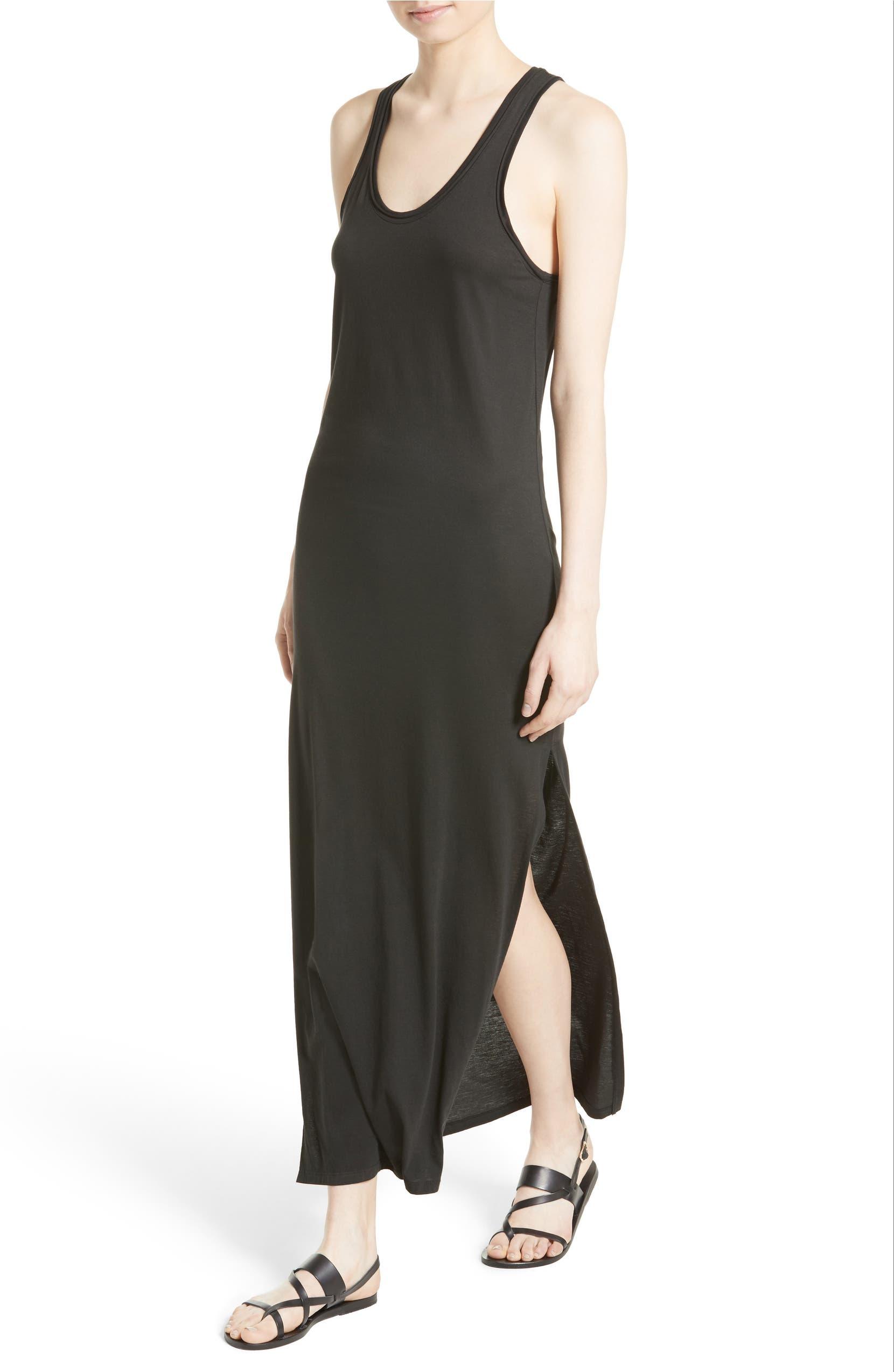 fcc87cb1afa Theory Sameetha Plume Jersey Maxi Dress | Nordstrom