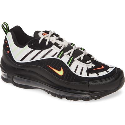 Nike Air Max 98 Sneaker, Black