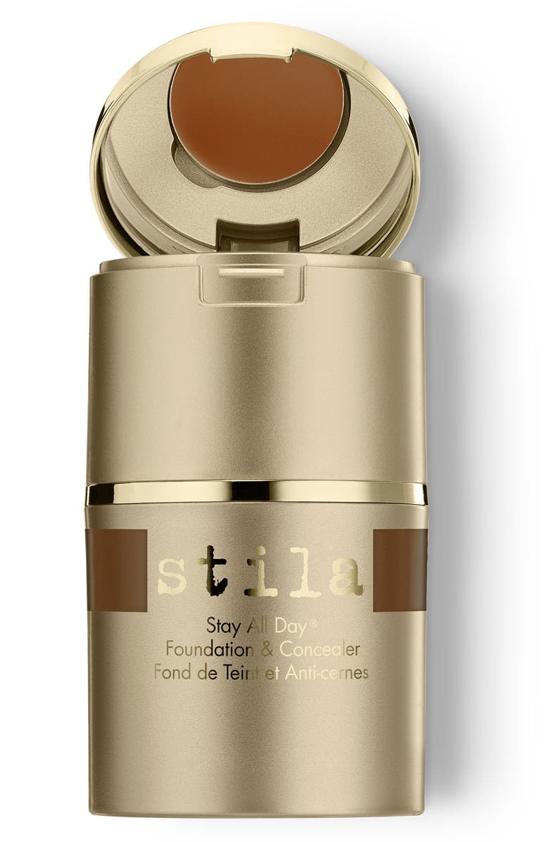 STILA Stay All Day<sup>®</sup> Foundation & Concealer, Main, color, STAY AD FOUND CONC DEEP 14