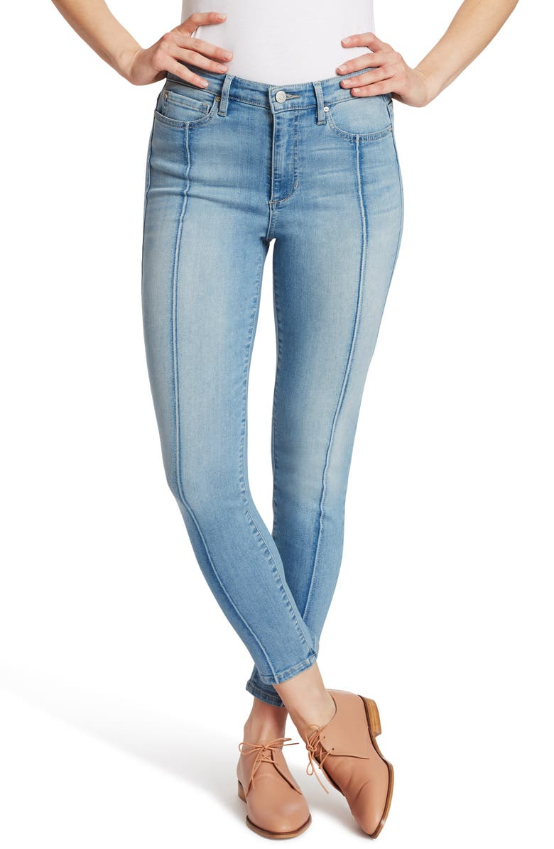 ELLA MOSS High Waist Skinny Jeans, Main, color, 450