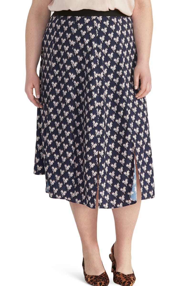RACHEL ROY COLLECTION Lovebird Skirt, Main, color, 436