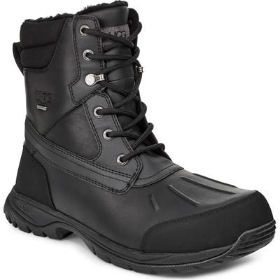 UGG Felton Waterproof Snow Boot, Black
