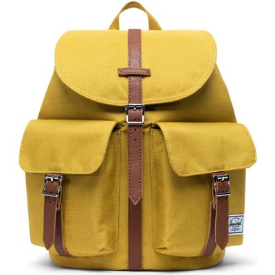 Herschel Supply Co. X-Small Dawson Backpack - Yellow
