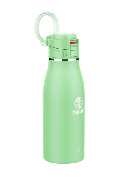 Image of Takeya Traveler 17oz FlipLock Bottle - Mint