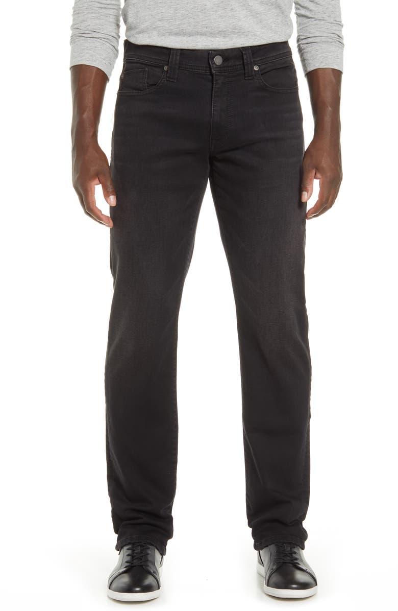 FIDELITY DENIM Jimmy Slim Leg Jeans, Main, color, 001