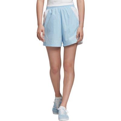 Adidas Originals Logo Shorts, Blue