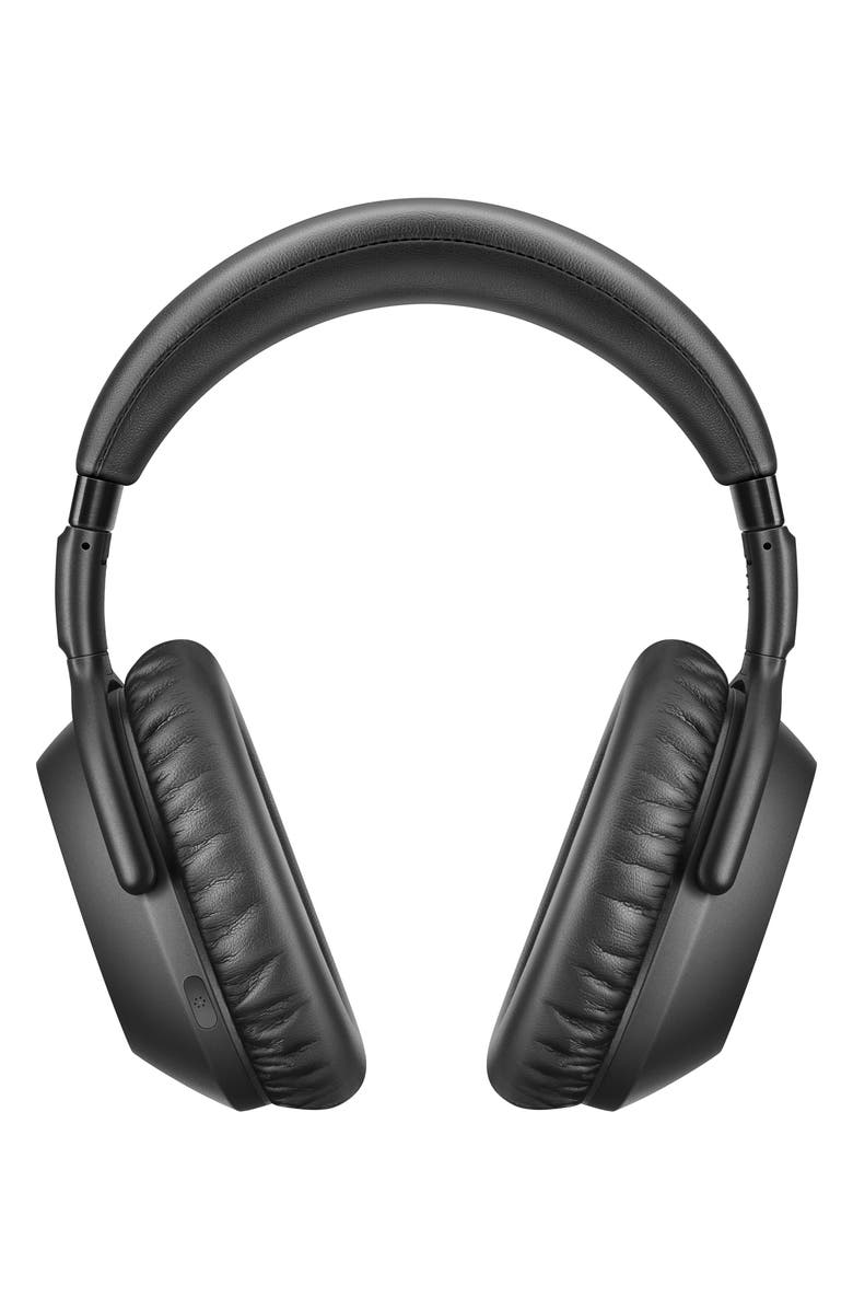 SENNHEISER PXC 550-II Bluetooth<sup>®</sup> Over-Ear Noise Canceling Headphones, Main, color, BLACK