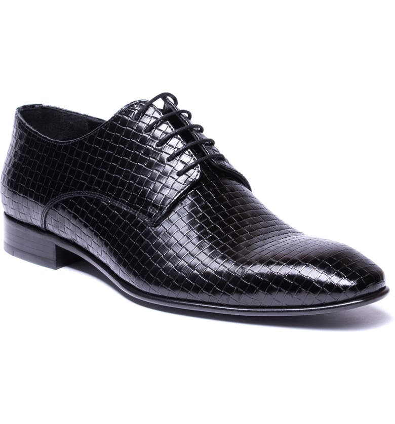 Jared Lang Franco Weave Textured Derby Men