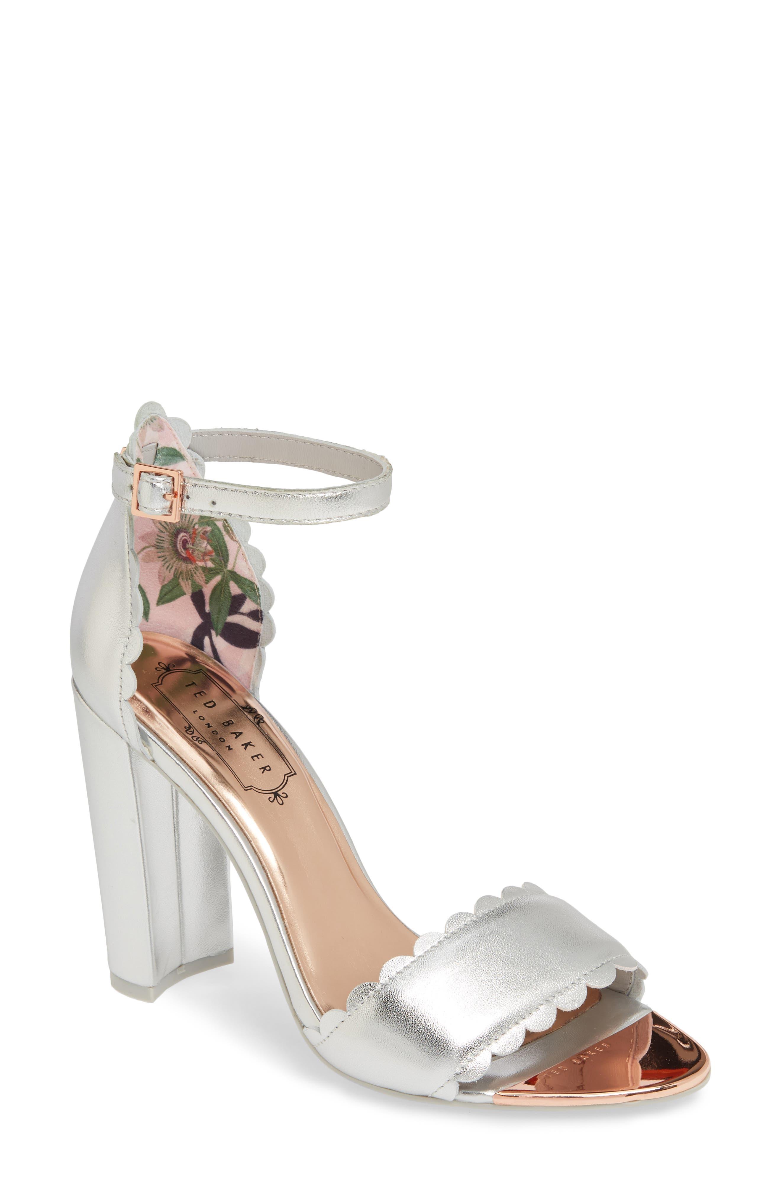 Ted Baker London Raidhal Sandal - Metallic