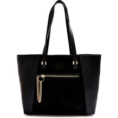 Topshop Twinkle Tote Bag - Black