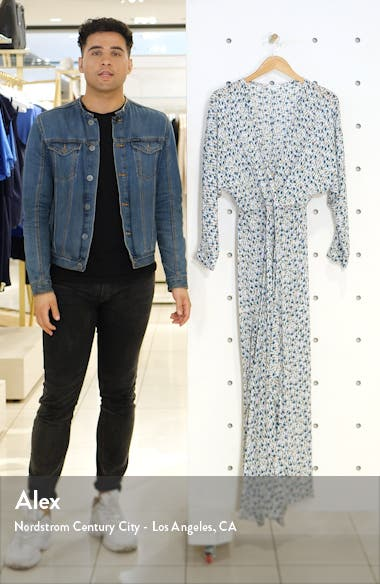 Poupette St. Barth Ilona Cover-Up Maxi Dress, sales video thumbnail