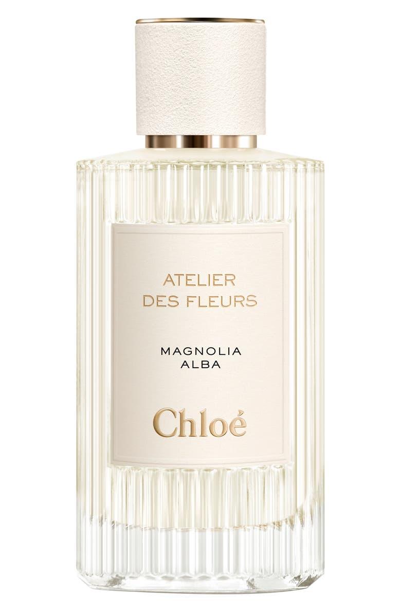 CHLOÉ Atelier des Fleurs Magnolia Alba Eau de Parfum, Main, color, NO COLOR