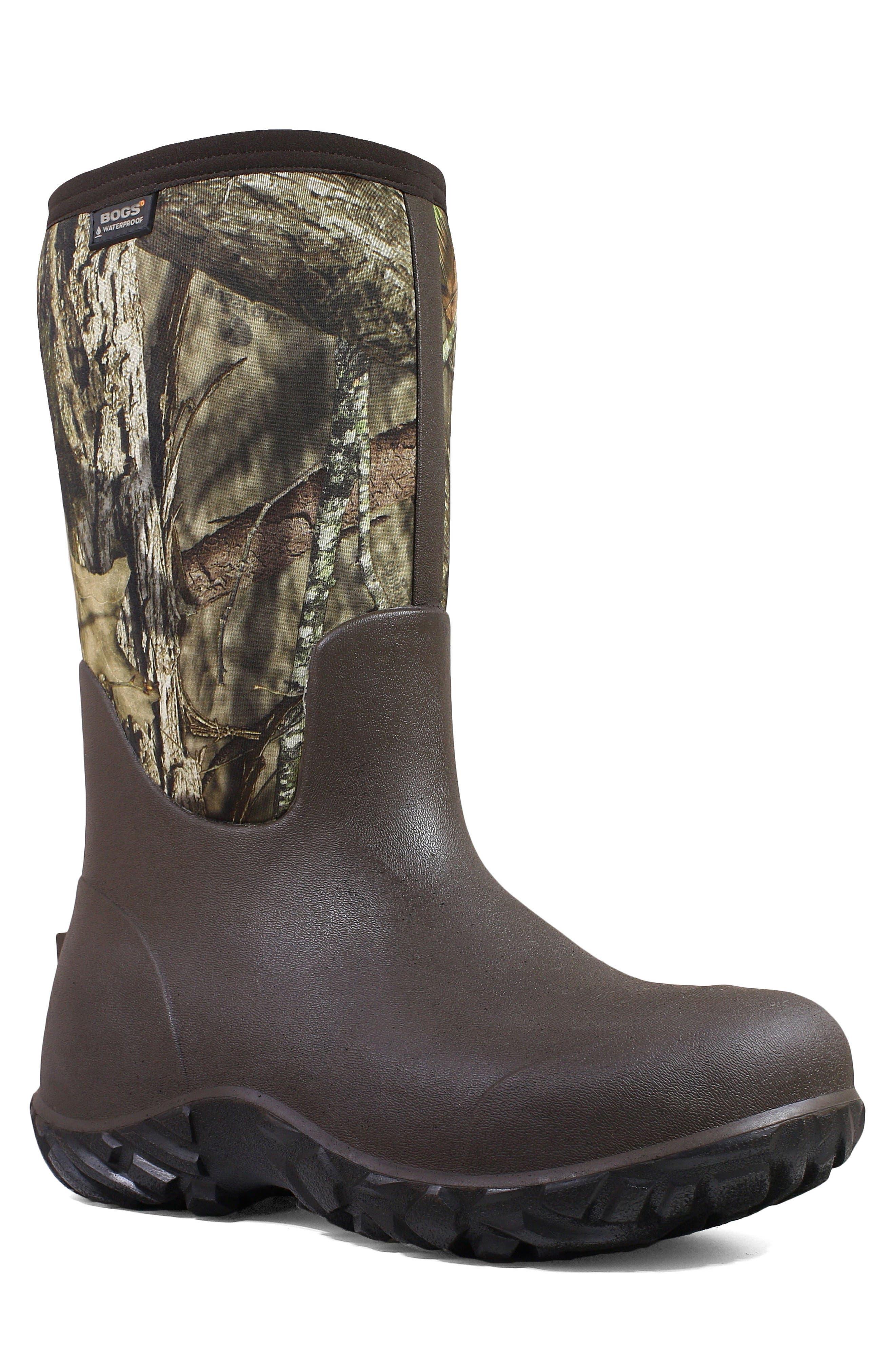 Warner Waterproof Hunting Boot