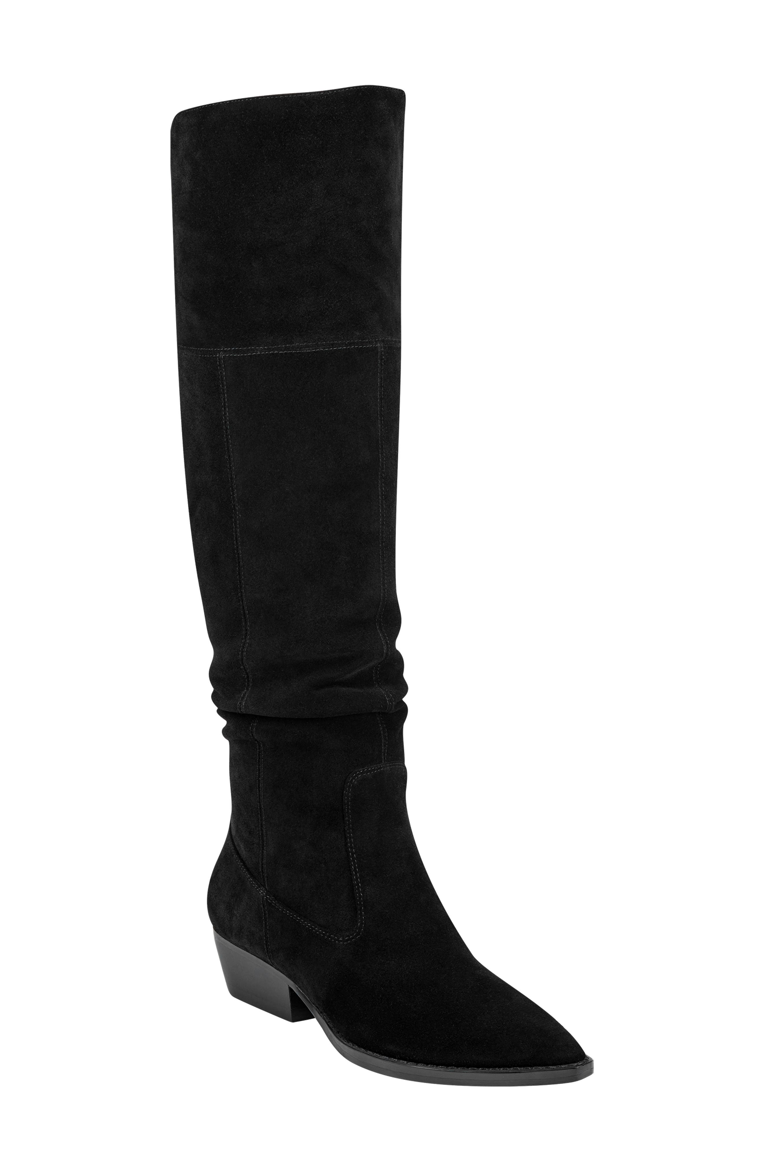 Marc Fisher LTD Oshi Over the Knee Boot