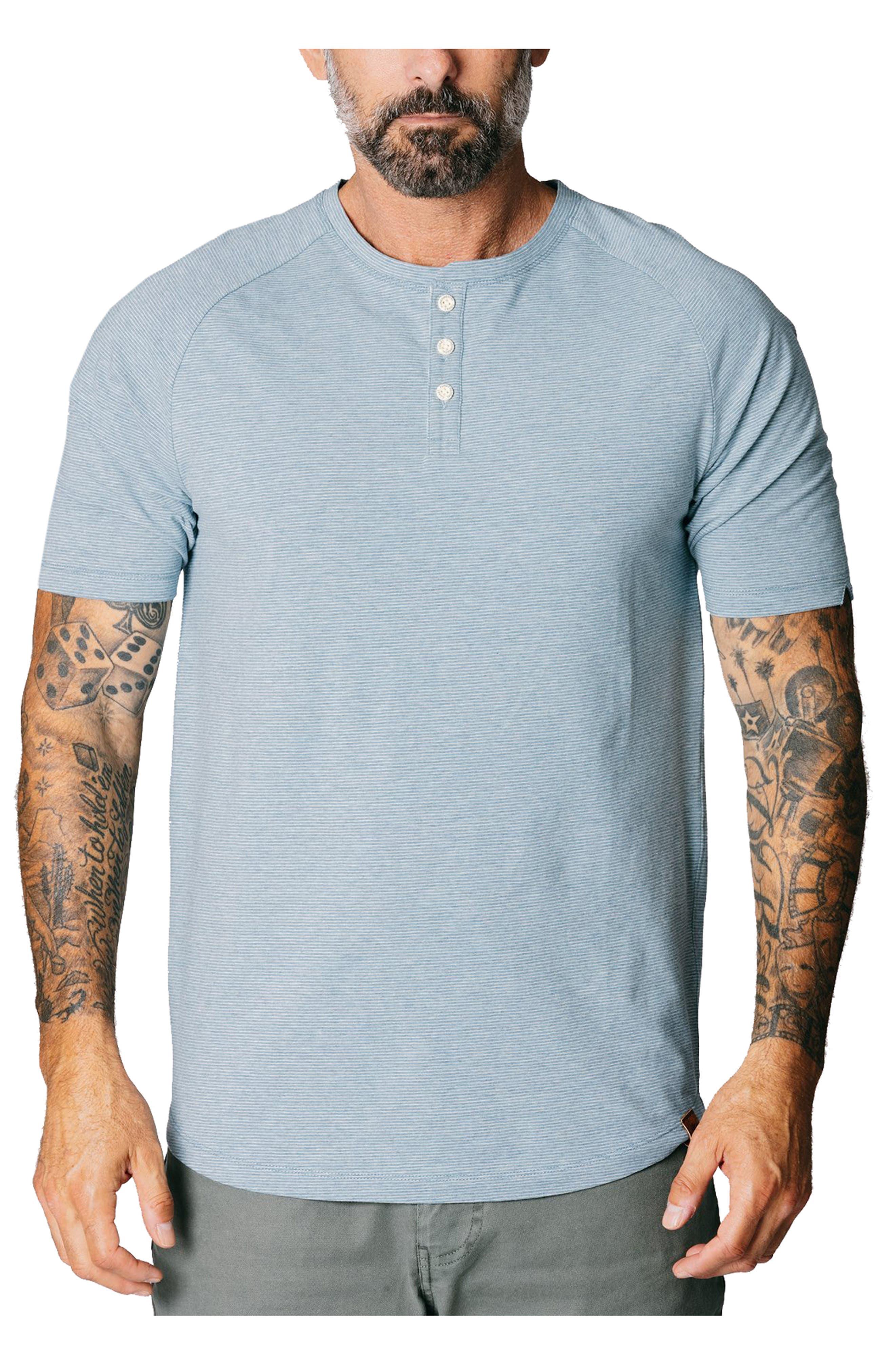 Pacific Henley T-Shirt