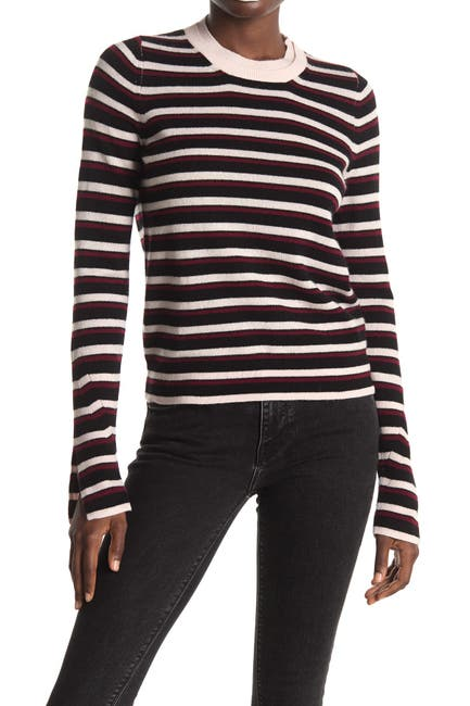 Image of 3.1 PHILLIP LIM Exclusive Striped Pullover