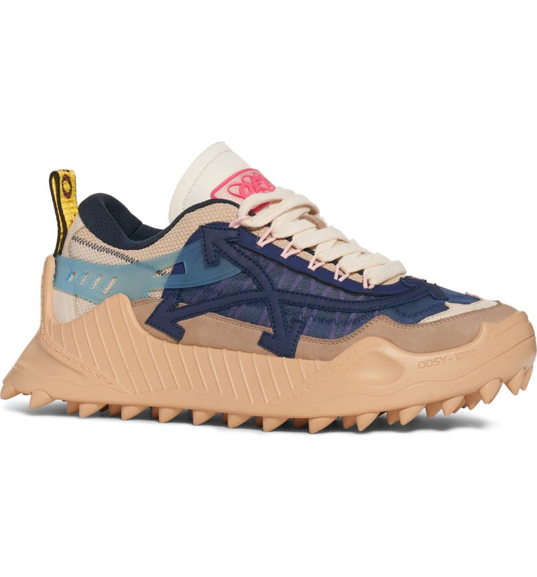 OFF-WHITE Odsy-1000 Sneaker, Main, color, NUDE BLUE
