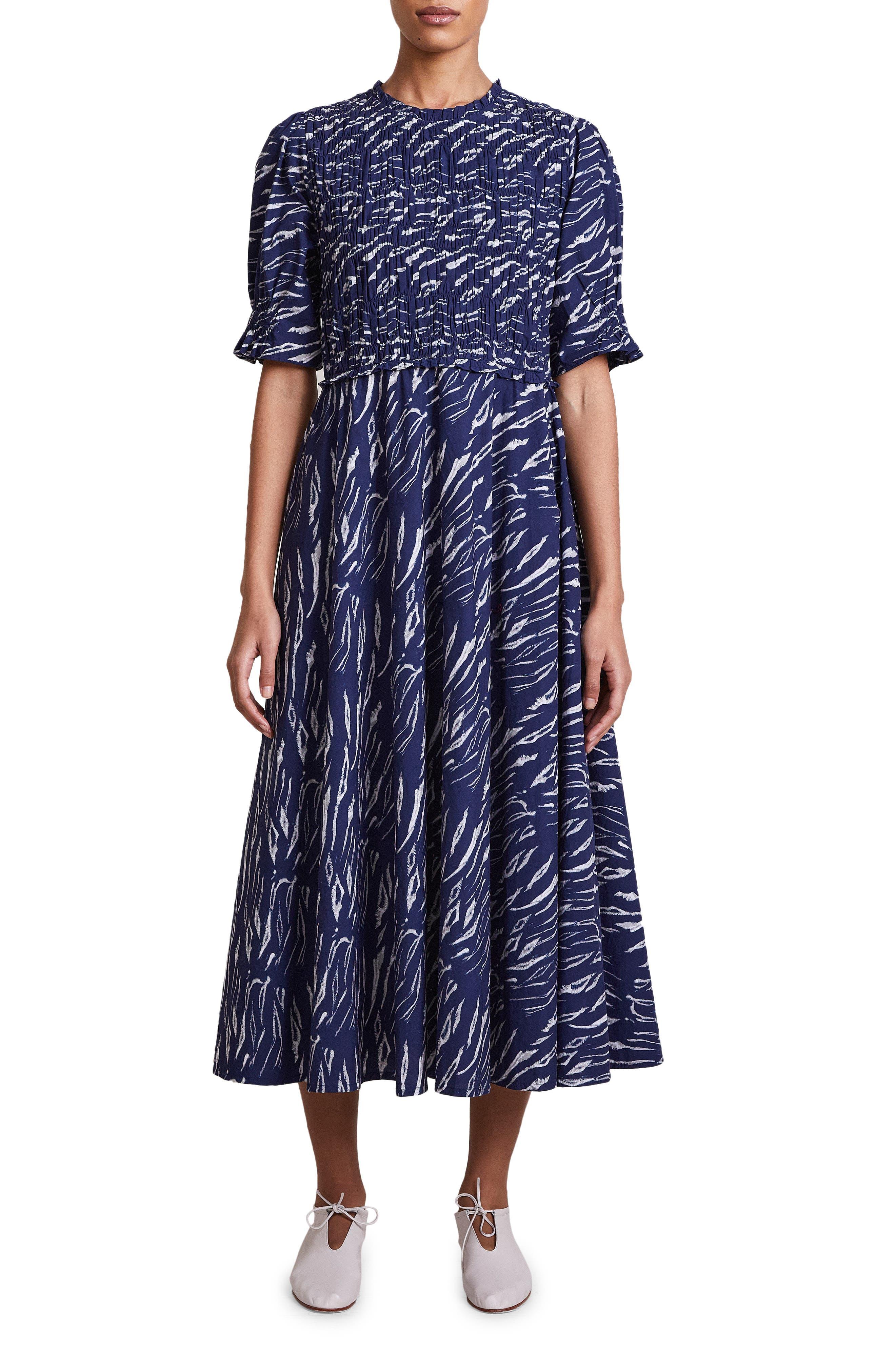 Piedra Organic Cotton Dress