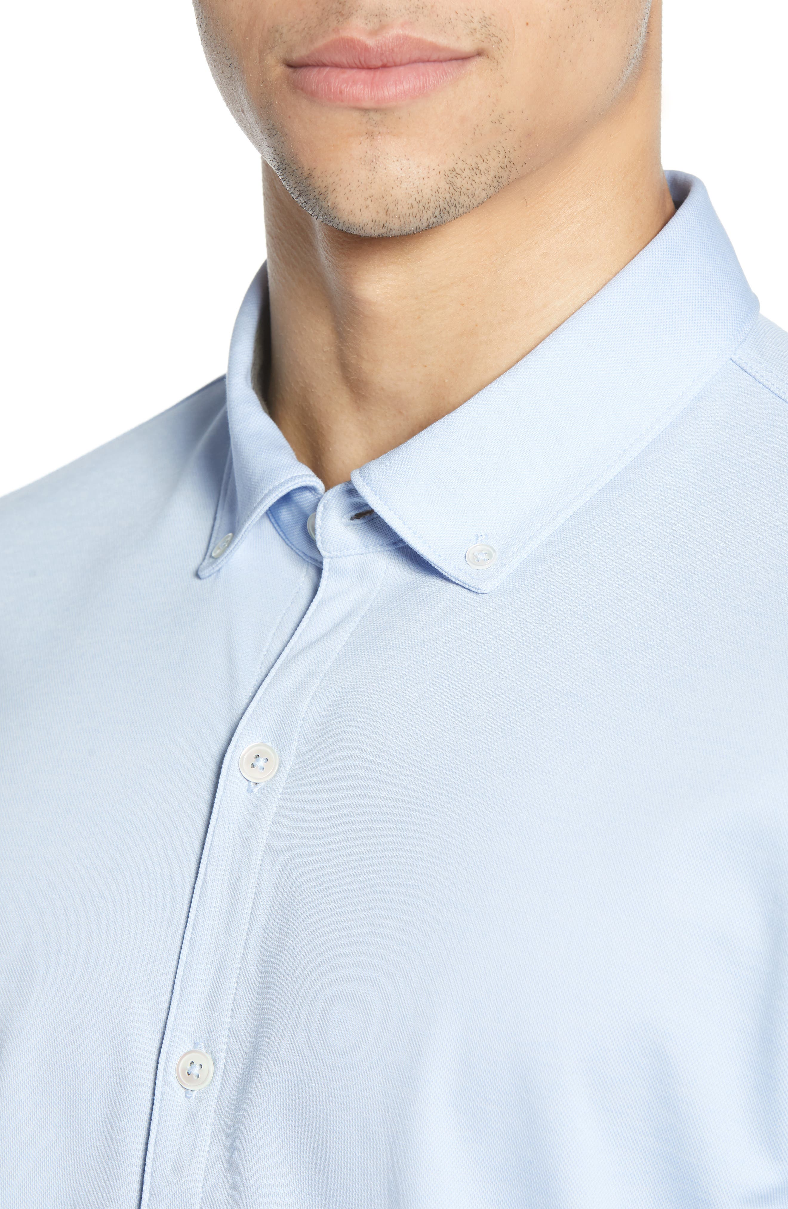 ,                             Caruth Regular Fit Short Sleeve Sport Shirt,                             Alternate thumbnail 33, color,                             450