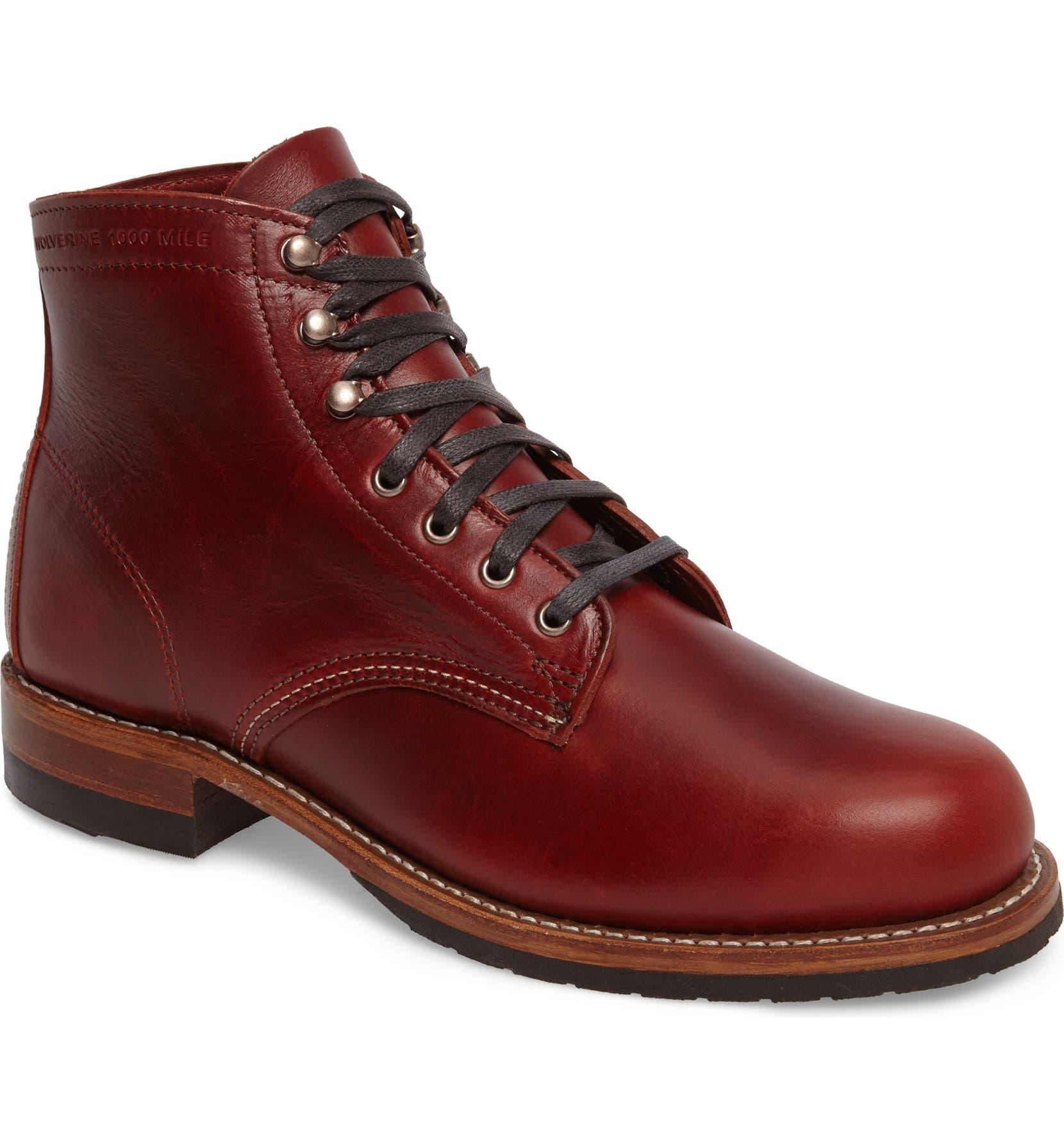 78d4f81d3a8 Evans Plain Toe Boot