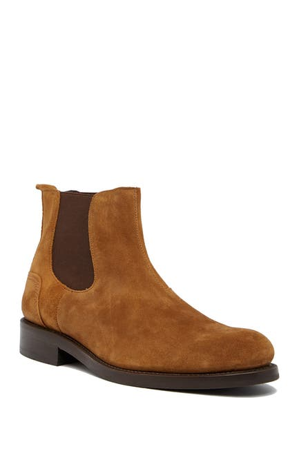 Image of Wolverine Montague Suede Chelsea Boot