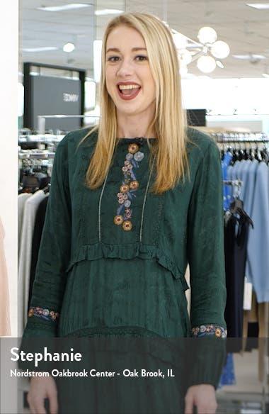 Rochelle Tie Front Midi Sundress, sales video thumbnail