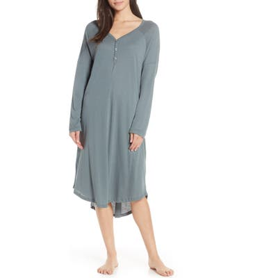 The Great. The Nightshirt Long Nightgown, Blue