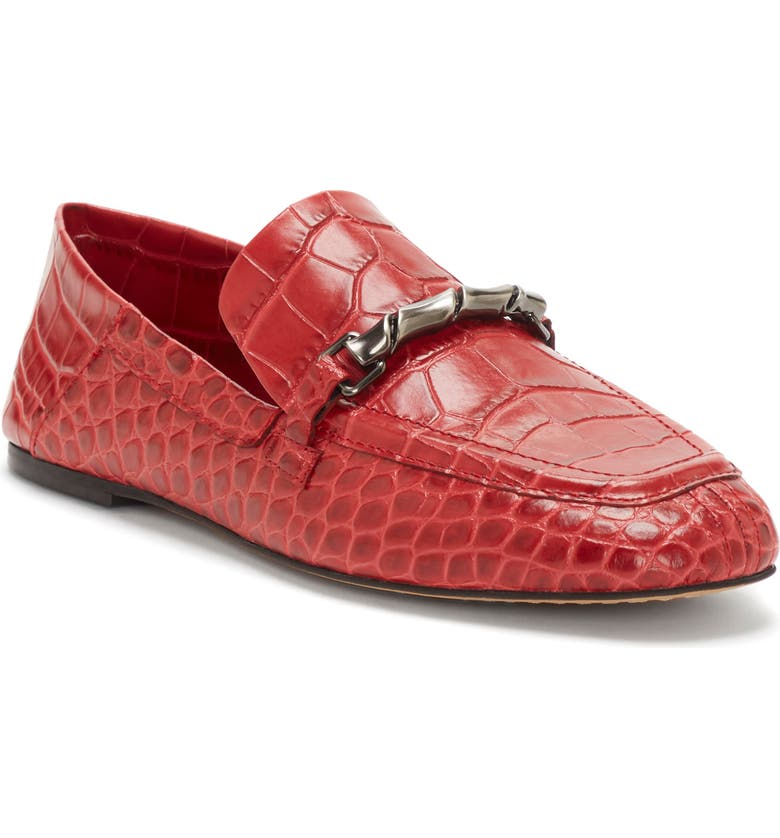 VINCE CAMUTO Perenna Convertible Loafer, Main, color, BULLSEYE