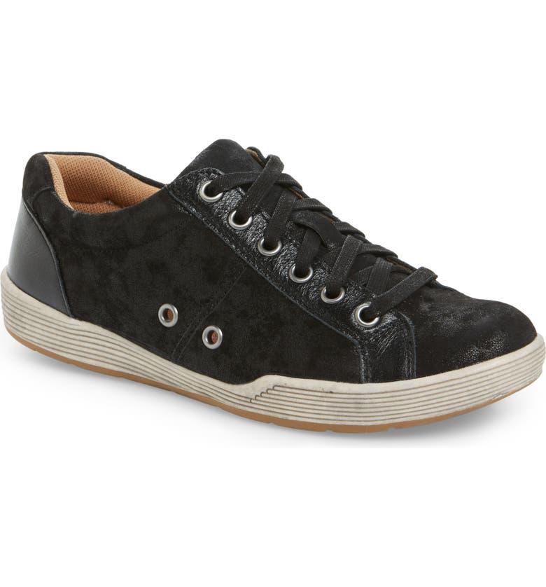 COMFORTIVA Lyons Low-Top Sneaker, Main, color, 001