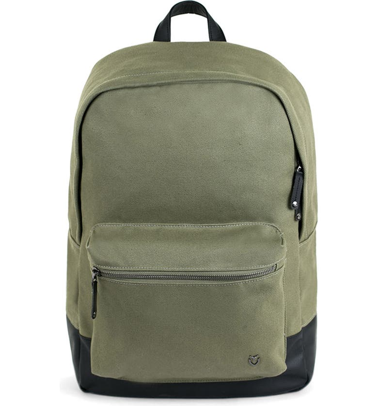 VESSEL Refined Backpack, Main, color, OLIVE