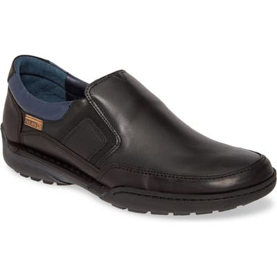 Pikolinos Estocolmo Slip-On Shoe-12 - Black