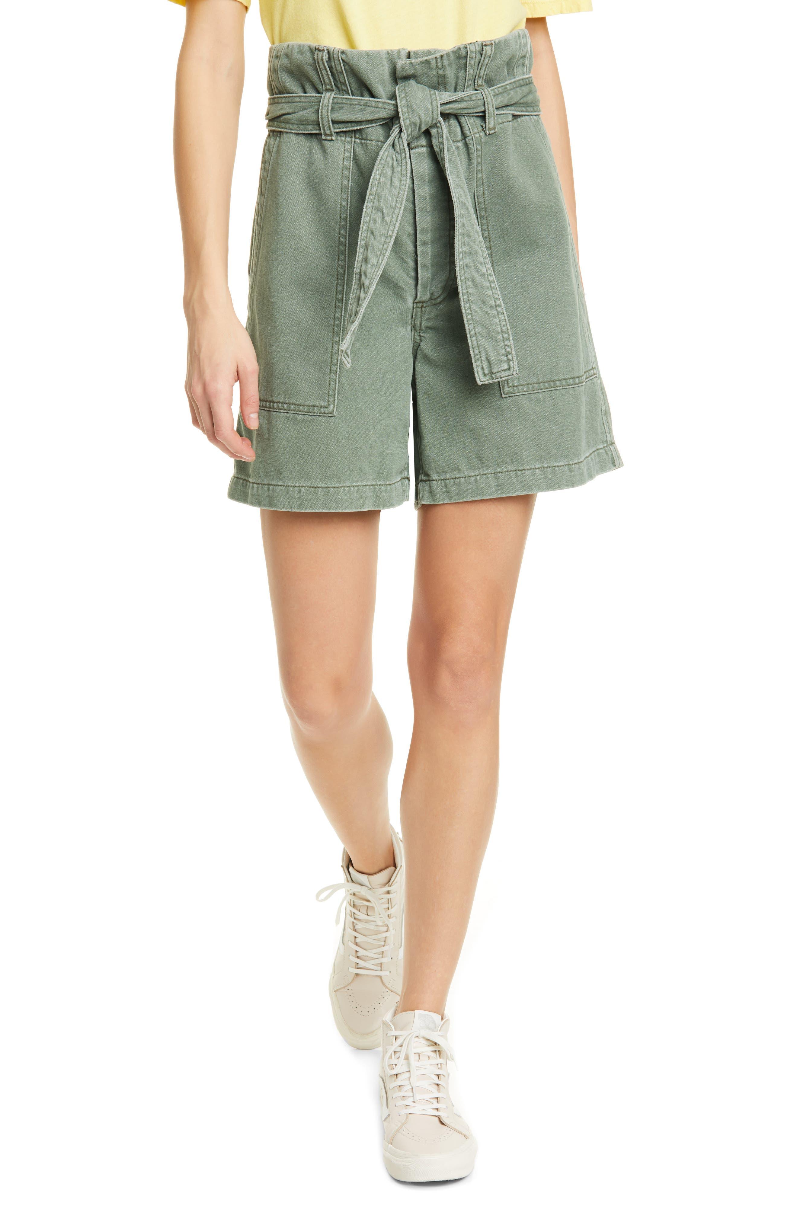 Le Superbe Maliboo Paperbag Shorts   Nordstrom