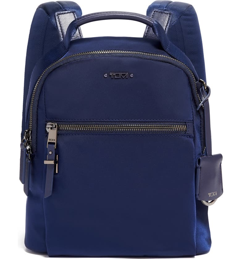 TUMI Voyageur Witney Nylon Backpack, Main, color, MIDNIGHT